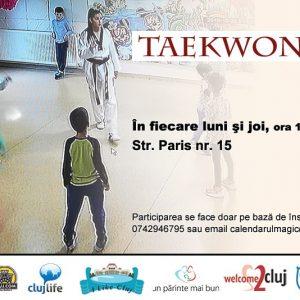 Curs de TaekwonDo pentru copii
